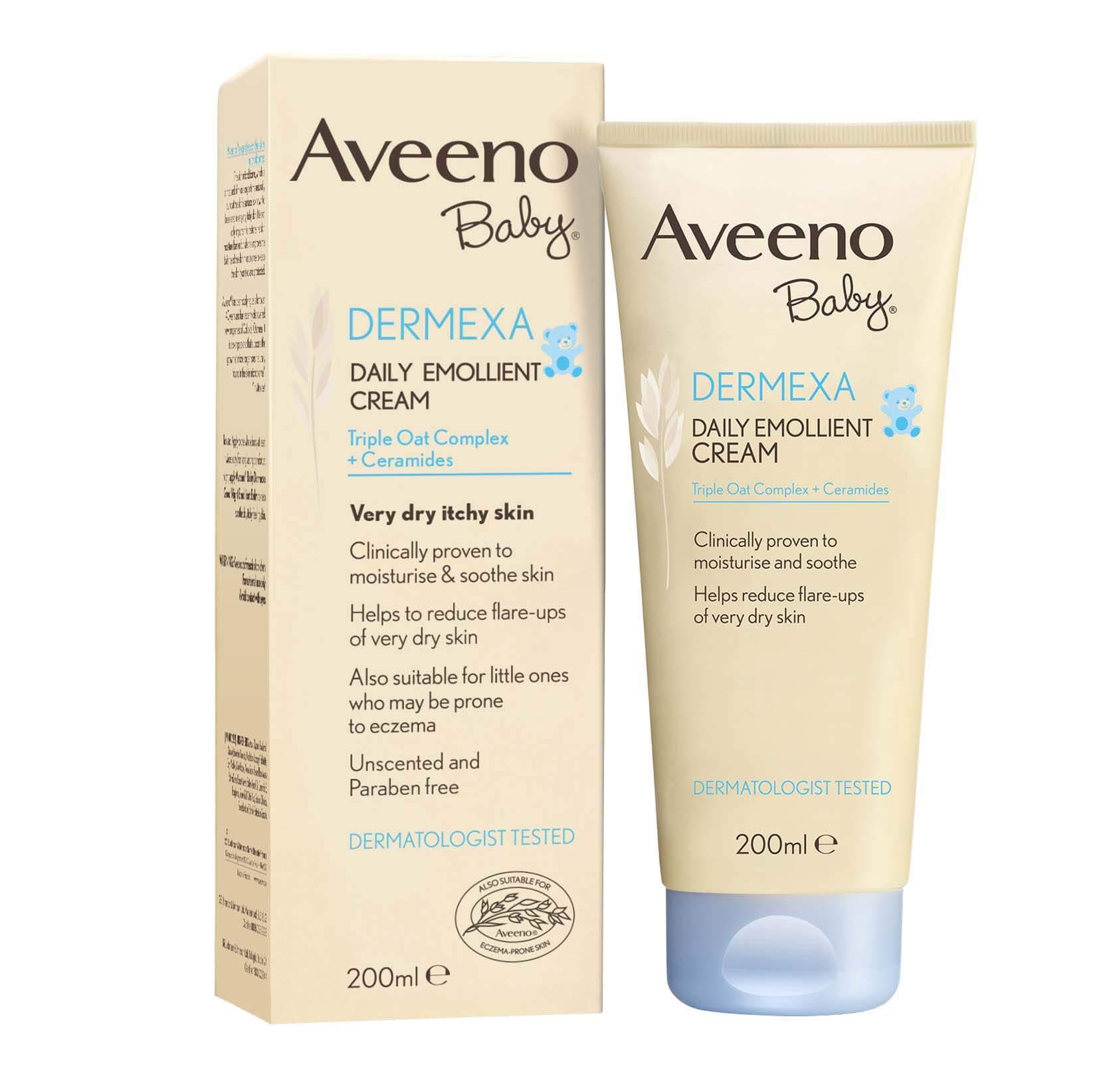 AVEENO Baby Dermexa Daily Emollient Cream