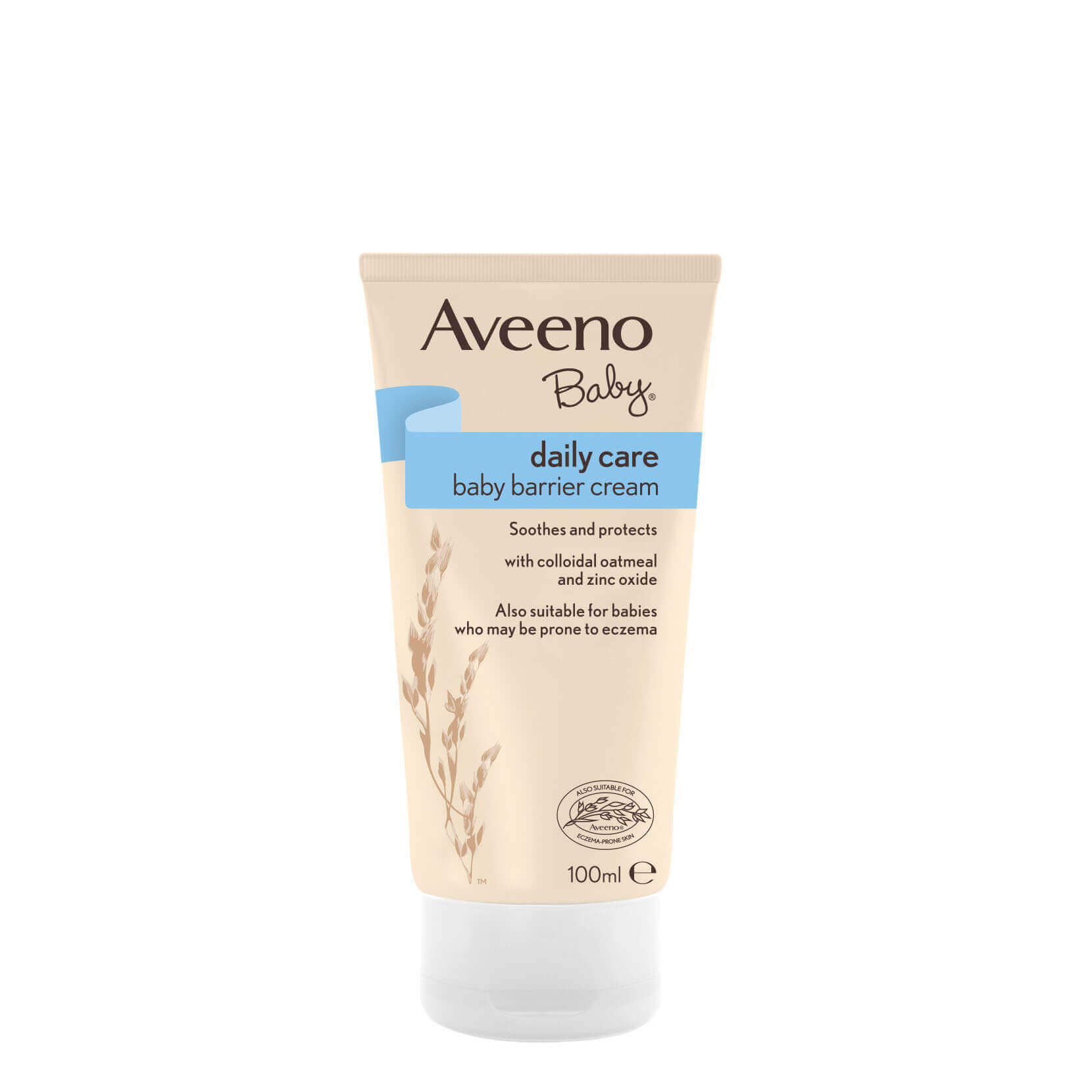 AVEENO Baby Daily Care Barrier Cream FRONT